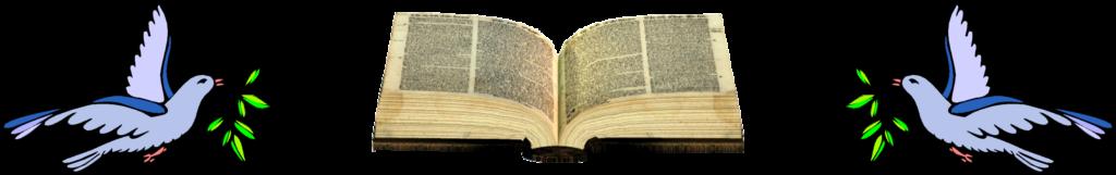 Библия и голуби